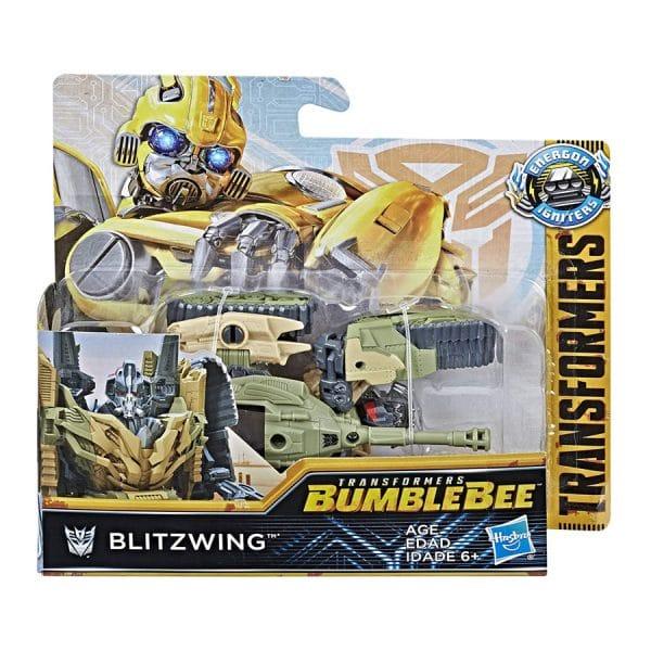 Transformers: Bumblebee- Energon Igniters Power Series (Blitzwing)