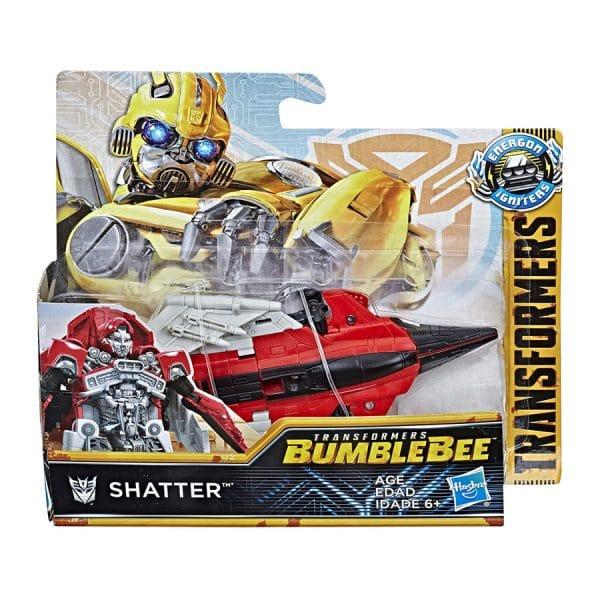 Transformers: Bumblebee- Energon Igniters Power Series (Shatter)