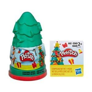 Play-Doh Christmas Tree