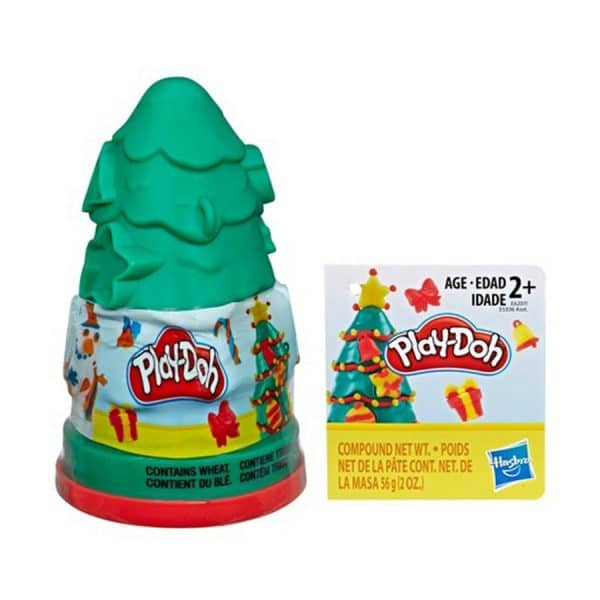 Play-Doh Christmas Tree