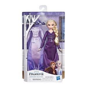 Frozen 2 Arendelle Elsa Fashion Doll