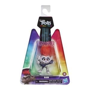 Trolls World Tour Barb Mini Figure