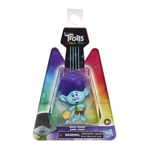 Trolls World Tour Branch Mini Figure