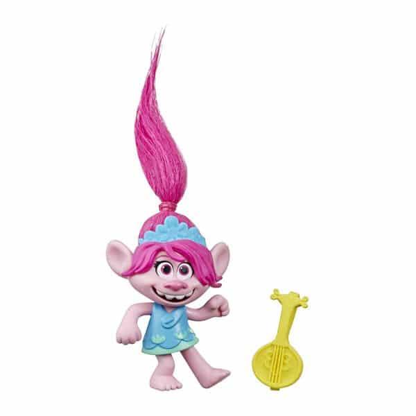 Trolls World Tour Poppy Mini Figure