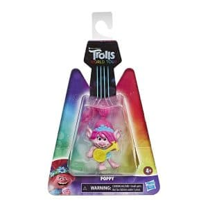 Trolls World Tour Poppy Mini Figure