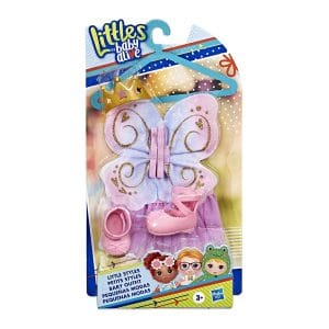 Littles by Baby Alive Little Styles Ballet Outfit