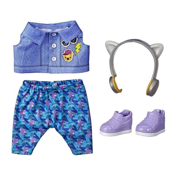 Littles by Baby Alive Little Styles Bounce to The Beat Outfit
