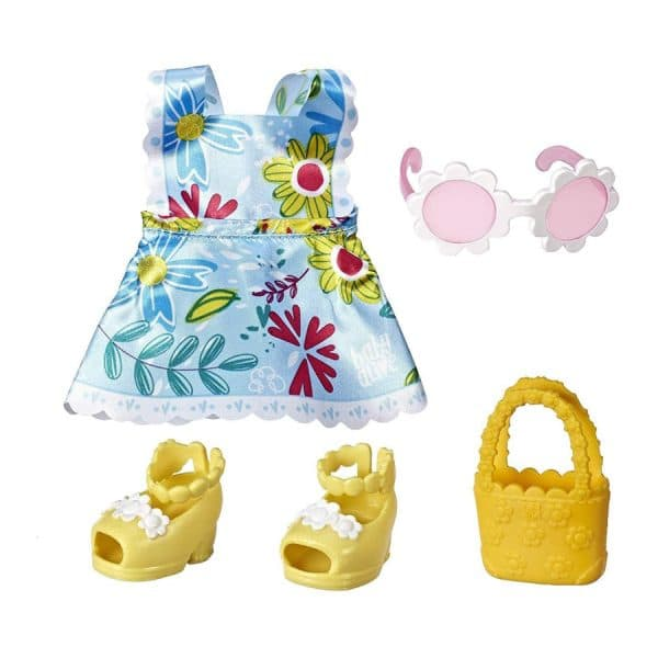 Littles by Baby Alive Little Styles Fun in The Sun Outfit