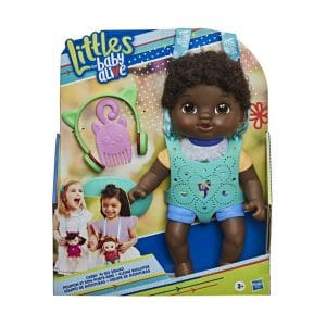Littles by Baby Alive, Carry 'n Go Squad Theo Doll