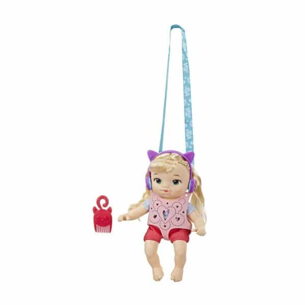 Littles by Baby Alive, Carry 'n Go Squad Chloe Doll