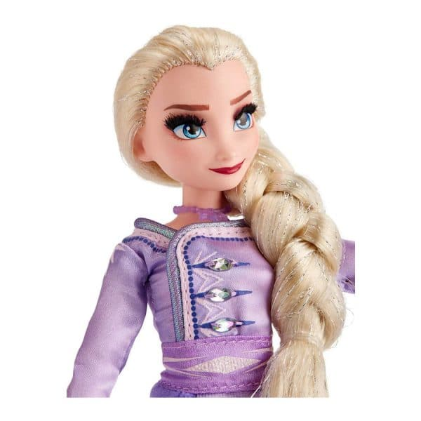Disney Frozen 2 Arendelle Elsa Deluxe Fashion Doll