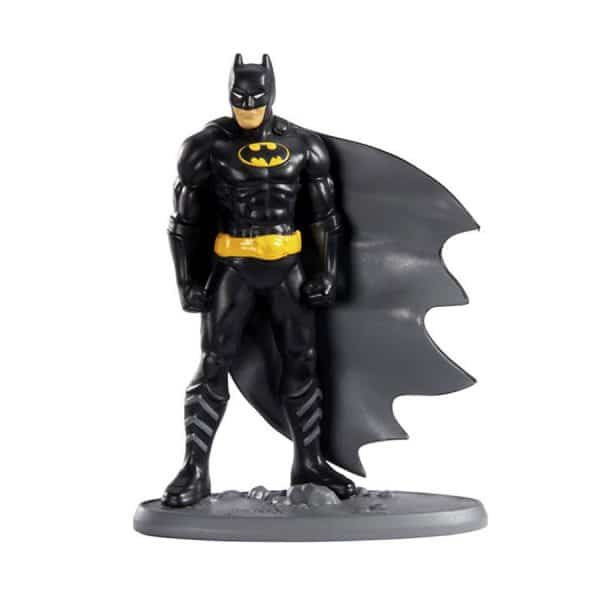 DC Justice League Mini Batman Figure - Black Suit