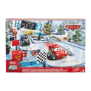 Disney/Pixar Cars Advent Calendar