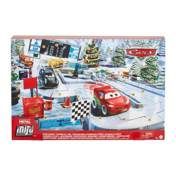 Disney/Pixar Cars Advent Calendar