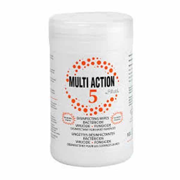 Ritual's Multi Action 5 Disinfecting Wipes (100 wipes)