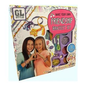 GL Style Make Your Own Friendship Bracelet Set
