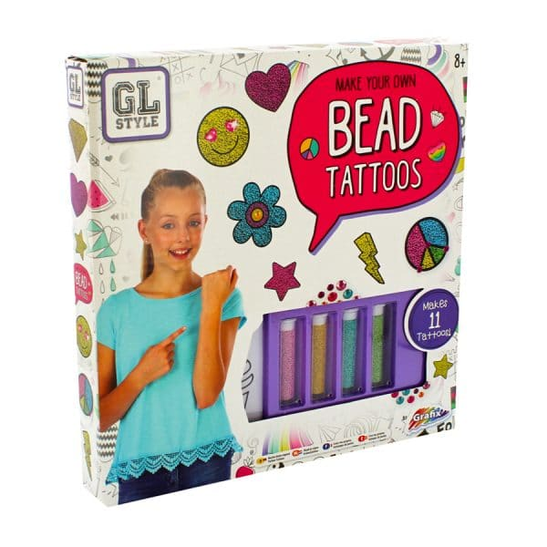 GL Style Make Your Own Bead Tattoos Set