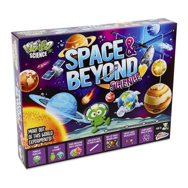 Space & Beyond Science Kit