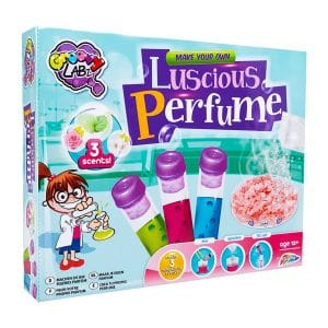 Groovy Labz Make Your Own Luscious Perfume Kit