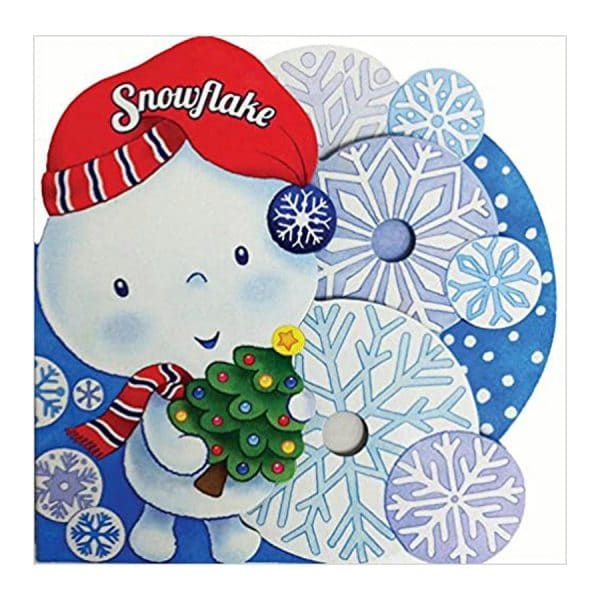 Snowflake Board Book