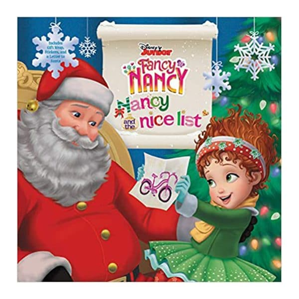 Fancy Nancy: Nancy and the Nice List Hardcover