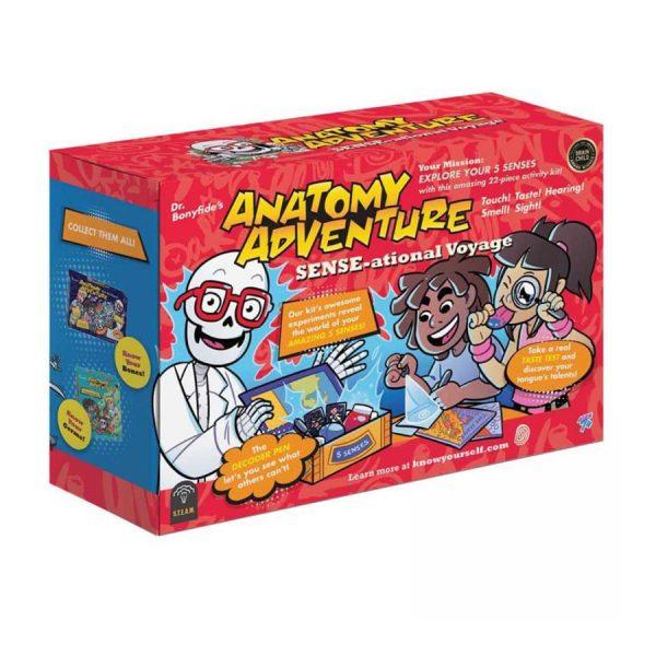 Dr. Bonyfide's Anatomy Adventure Kit