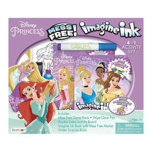 Disney Princess Imagine Ink 4-in-1 Activity Set