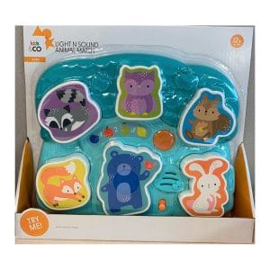 Lights N Sounds Animal Puzzle
