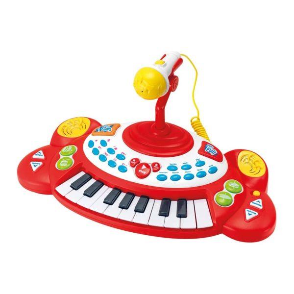 Superstar Electronic Keyboard