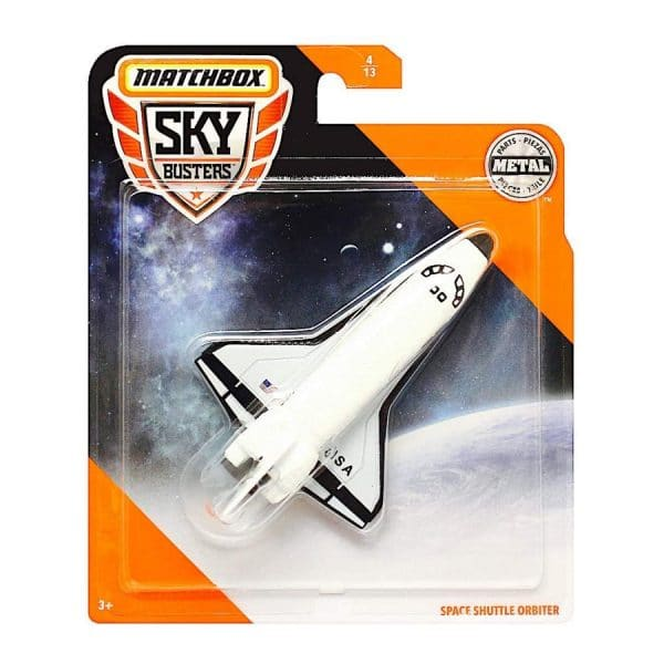 Matchbox Sky Busters: Space Shuttle Orbiter