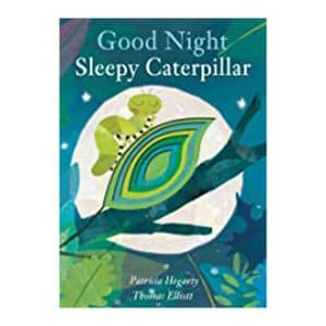 Good Night Sleepy Caterpillar Board book