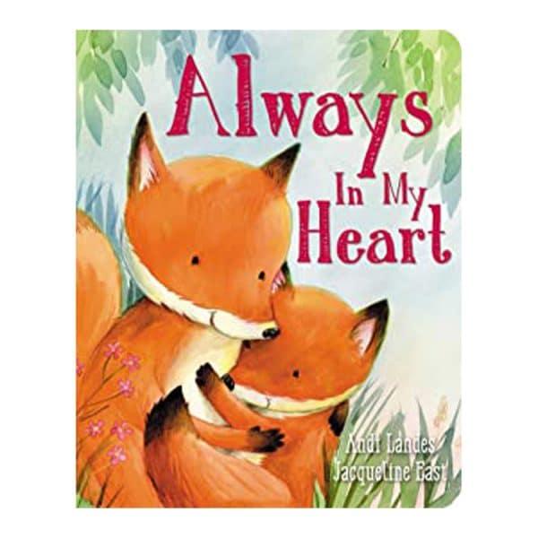 Always In My Heart Board book