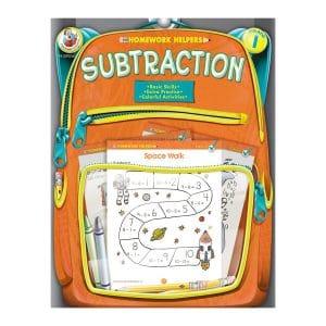 Homework Helpers Subtraction Grade 1