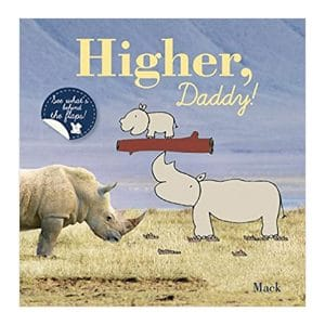 Higher, Daddy! Board book
