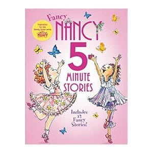 Fancy Nancy: 5-Minute Stories Hardcover