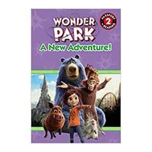 Wonder Park: A New Adventure, Passport to Reading, Level 2 Paperback
