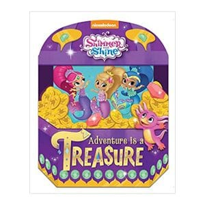 Shimmer and Shine: Adventure is a Treasure Board book