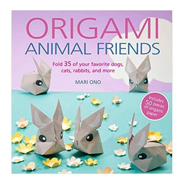 Origami Animal Friends Paperbook