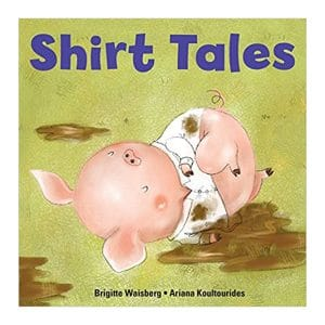 Shirt Tales Board book
