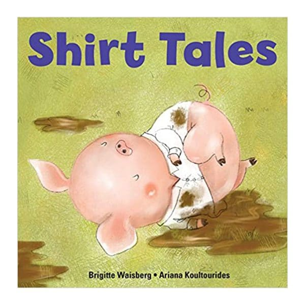 Shirt Tales Board book