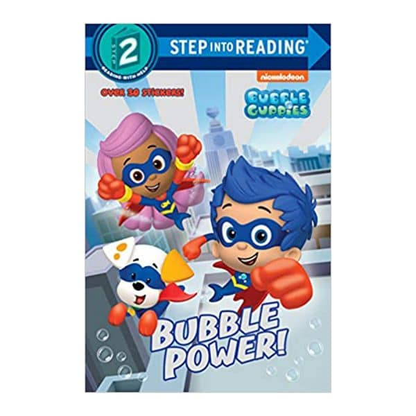 Bubble Guppies: Bubble Power! Step Into Reading Level 2, Paperback