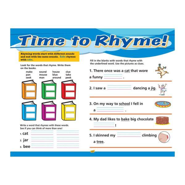 Grade 1 Workbook Floorpad Canadian Curriculum Paperback