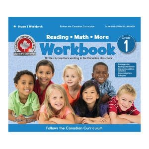 Grade 1 Workbook Floorpad Canadian Curriculum Paperback