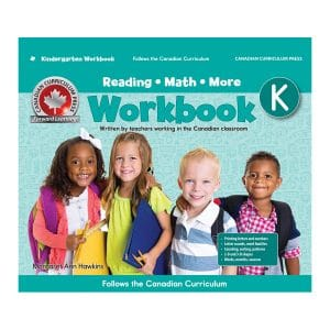 Kindergarten Workbook Floorpad Canadian Curriculum Paperback