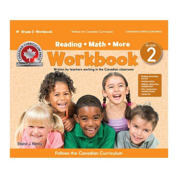 Grade 2 Workbook Floorpad Canadian Curriculum Paperback
