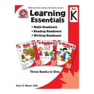 Learning Essentials (Pre Kindergarten) Canadian Curriculum Paperback