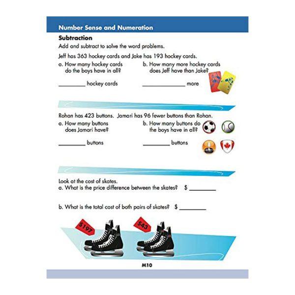 Learning Essentials (Grade 3) Canadian Curriculum Paperback