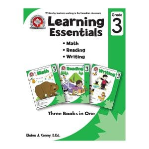 Learning Essentials (Grade 3) Canadian Curriculum Paperback