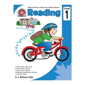 Reading (Grade 1) Canadian Curriculum Paperback
