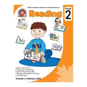 Reading (Grade 2) Canadian Curriculum Paperback
